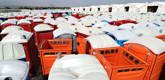 Champion Portable Toilets in Fort Worth, TX